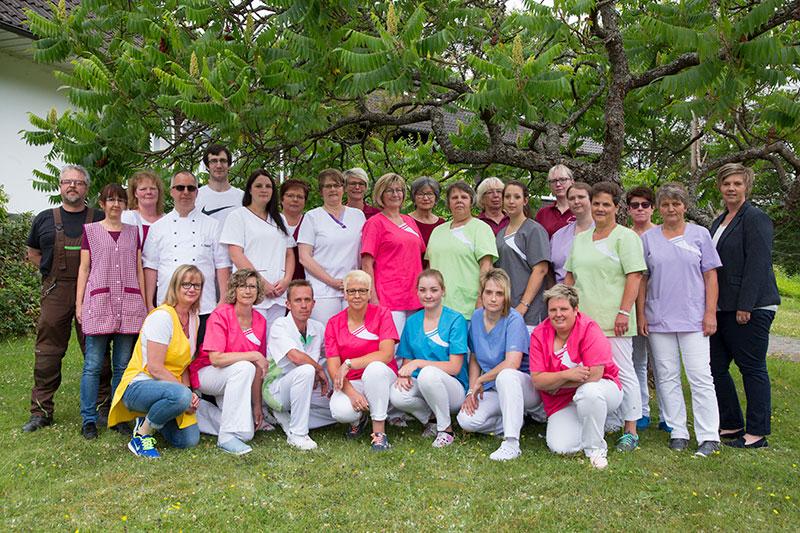 team seniorenheim